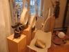 At Gherghina Costea's studio
