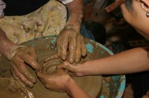 Pottery in Piscu