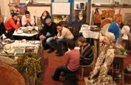 Art tour in Pangratti